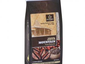 SEVEN BIKA JAVA MOUNTAIN PURE ROBUSTA BAG COFFEE 200 Gr [Beans]