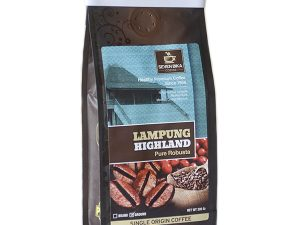 SEVEN BIKA LAMPUNG HIGHLAND PURE ROBUSTA BAG COFFEE 200 Gr [Beans]