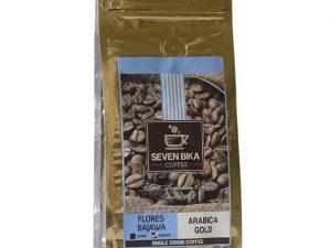 SEVEN BIKA FLORES BAJAWA ARABICA GOLD 200 Gr [Beans]