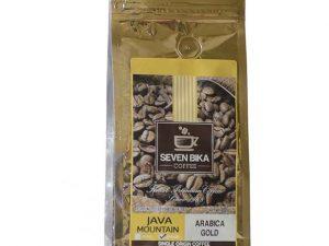 SEVEN BIKA JAVA MOUNTAIN ARABICA GOLD 200 Gr [Ground]