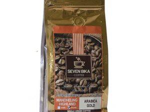 SEVEN BIKA MANDHELING HIGHLAND ARABICA GOLD 200 Gr [Beans]