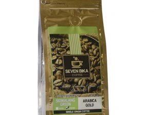 SEVEN BIKA SIDIKALANG GREEN ARABICA GOLD 200Gr [Beans]