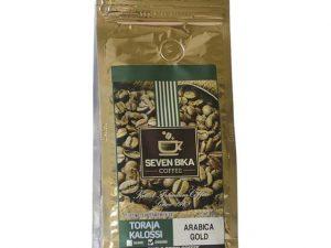 SEVEN BIKA TORAJA KALOSSI ARABICA GOLD 200 Gr [Beans]