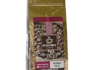 SEVEN BIKA PAPUA WAMENA ARABICA GOLD 200 Gr [Beans]