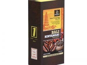 SEVEN BIKA BALI KINTAMANI PURE ARABICA BOX COFFEE 200Gr [Ground]