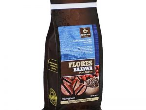 SEVEN BIKA FLORES BAJAWA PURE ARABICA BAG COFFEE 200 Gr [Ground]
