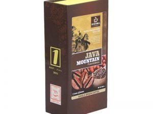 SEVEN BIKA JAVA MOUNTAIN PURE ARABICA BOX COFFEE 200 Gr [Ground]