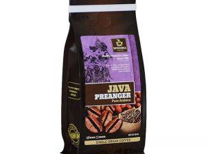SEVEN BIKA JAVA PREANGER PURE ARABICA BAG COFFEE 200 Gr [Beans]