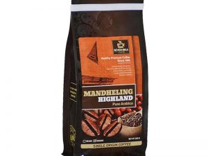 SEVEN BIKA MANDHELING HIGHLAND PURE ARABICA BAG COFFEE 200 Gr [Ground]