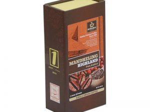 SEVEN BIKA GAYO HIGHLAND PURE ARABICA BOX COFFEE 200 Gr [Beans]