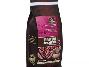 SEVEN BIKA PAPUA WAMENA PURE ARABICA BAG COFFEE 200 Gr [Beans]