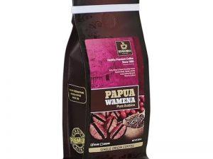 SEVEN BIKA PAPUA WAMENA PURE ARABICA BAG COFFEE 200 Gr [Ground]