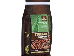 SEVEN BIKA TORAJA KALOSSI PURE ARABICA BAG COFFEE 200 Gr [Beans]