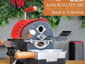 WE-SUJI Mini Roaster Standard Edition 100 GR